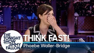 Think Fast! with Phoebe Waller-Bridge