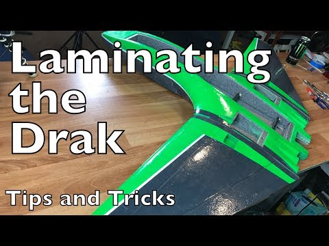 Ritewing Drak Lamination Tips and Tricks - UCTa02ZJeR5PwNZK5Ls3EQGQ