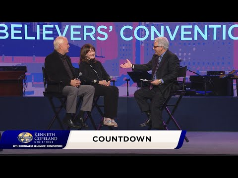 2020 Southwest Believers Convention: Saturday Evening, Countdown (6:00 p.m.)