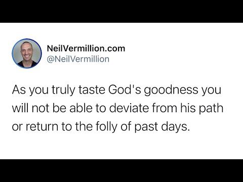 Your Peace And Total Satisfaction - Daily Prophetic Word