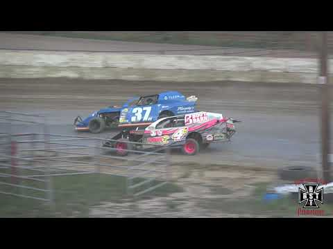 Highlights from El Paso County Raceway, 8-14-2021 - dirt track racing video image