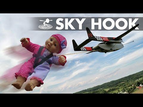 Operation Sky Hook | RC Aerial Baby Pick-up - UC9zTuyWffK9ckEz1216noAw