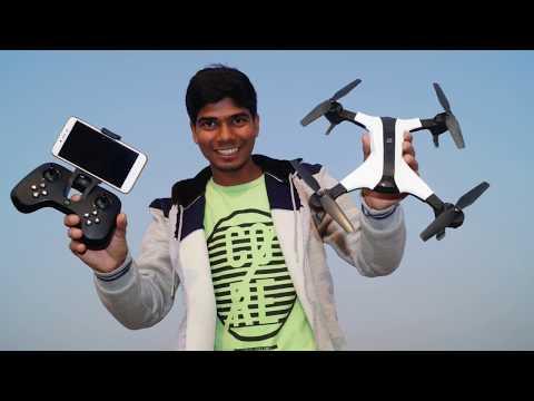 Best RC Drone Under 3000rs | XIANGYU XY017HW 2.4GHz 4Ch RC Drone Unboxing & Testing | Shamshad Maker - UCApyny2rjz_DAasE_nxHdjA