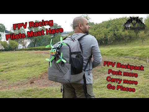 This is a must have FPV Backpack for FPV Racing Pilots - UCsFctXdFnbeoKpLefdEloEQ