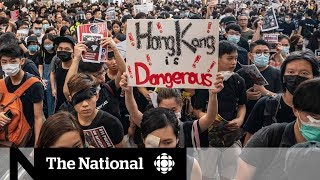 Hong Kong braces for weekend clashes between protesters, police
