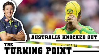 #CWC19: AUSTRALIA are KNOCKED out | The Turning Point: #HoggsVlog