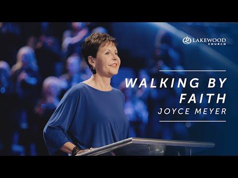 Walking By Faith  Joyce Meyer  2020