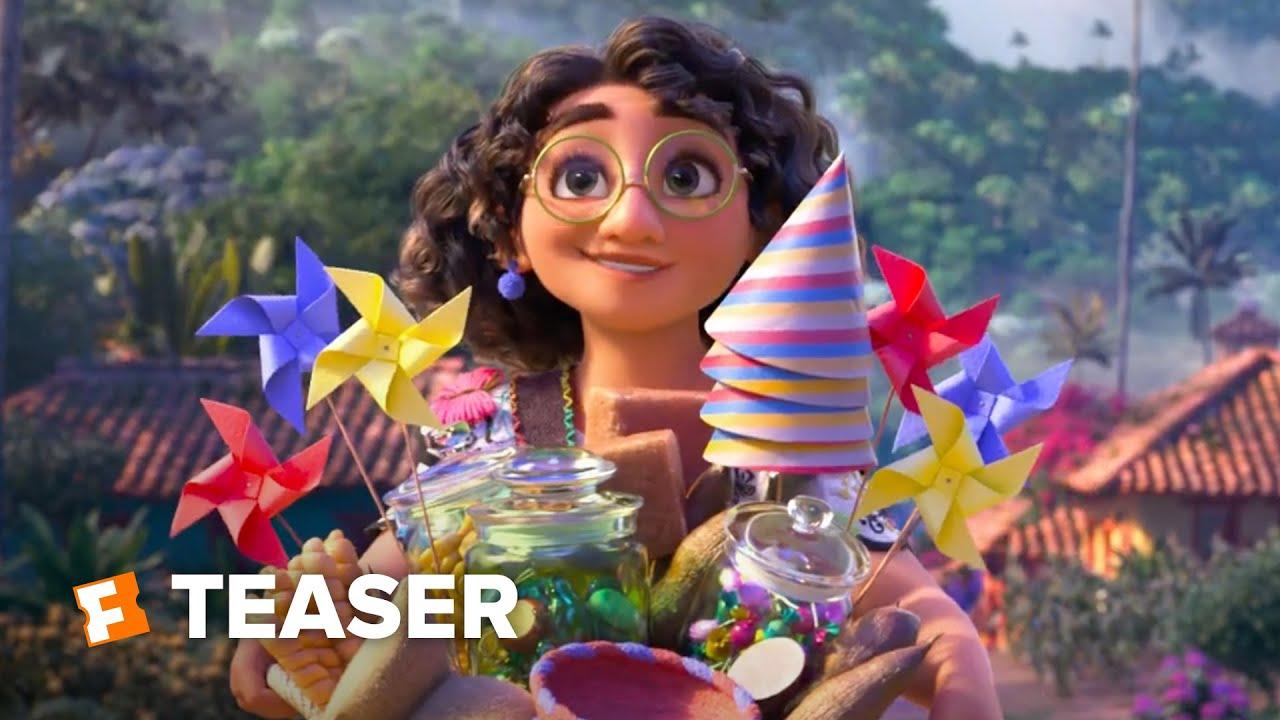 Encanto Teaser Trailer (2021)   Movieclips Trailers