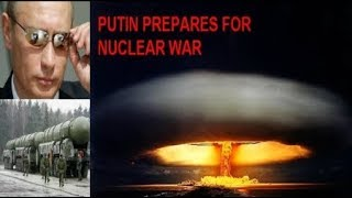 Can Putin Russia Nuclear Superpower be trusted not to start a Nuclear War ? August 2019
