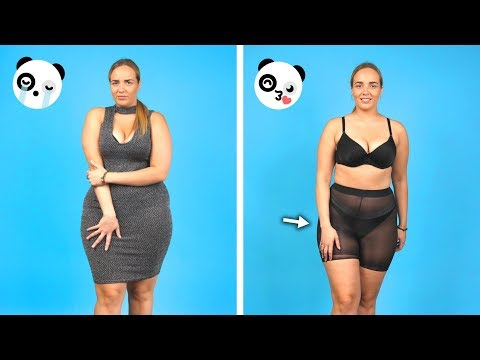 1321f194722aa 13 Curvy Girl Fashion Hacks and DIY Outfit Ideas