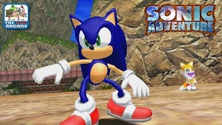 Sonic Adventure - Defeating the Giant Talking Egg (Xbox One/360 Gameplay)