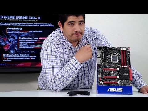 ASUS Maximus VI FORMULA Motherboard Overview - UChSWQIeSsJkacsJyYjPNTFw