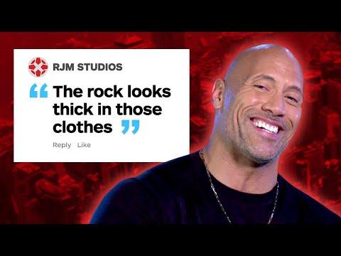 The Rock Responds to IGN Comments - UCKy1dAqELo0zrOtPkf0eTMw