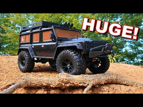 Our BIGGEST RC Crawler Ever!!! - GIANT 4x4 Truck - TheRcSaylors - UCYWhRC3xtD_acDIZdr53huA