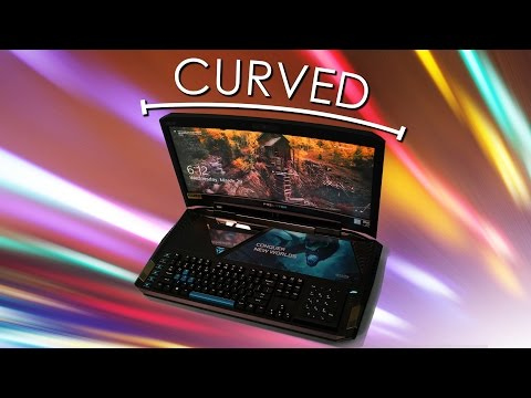 UNBELIEVABLE CURVED SCREEN GAMING LAPTOP - Predator 21x Review - UCXuqSBlHAE6Xw-yeJA0Tunw