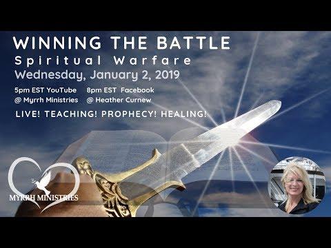Winning the Battle! Tips for Spiritual Warfare-