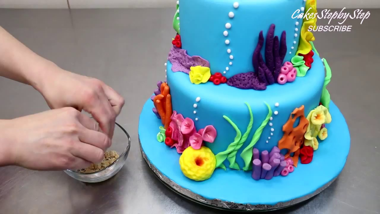 Decorate Cake With Pez