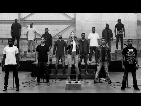 """""""Take My Hand, Precious Lord"""": The Voices - beyonce"""