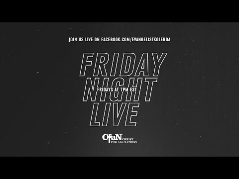 Friday Night Live - April 3, 2020