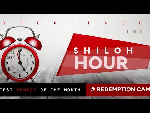 RCCG OCTOBER  2019 SHILOH HOUR - HIS POWER AND GLORY