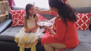 Hamara Rakshabandhan Celebration | Bit Sad but we managed | Chole Paneer & Gajar Ki Kheer