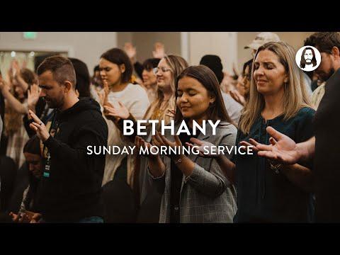 Bethany  Michael Koulianos  Sunday Morning Service