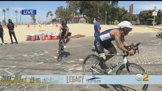 Legacy Triathlon Aims To Build Anticipation For 2028 Olympics
