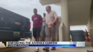Enforcing the Juvenile Curfew