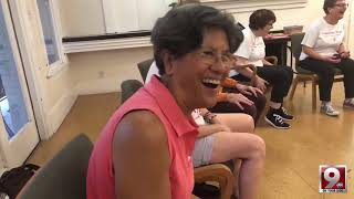 Activate your laughter at Tucson Tuesday Laughter Yoga