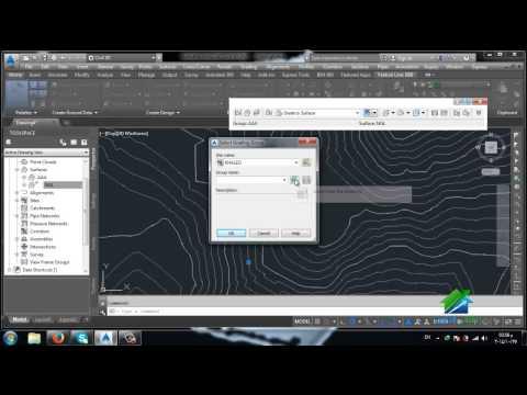 AutoCAD CIVIL 3D | Aldarayn Academy | LEC 5