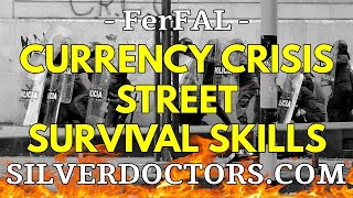 """Modern Survivalist Currency Crisis Ongoing 