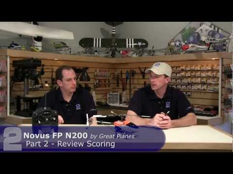 Heli-Max Novus FP N200 Review - Part 2, Scoring - UCDHViOZr2DWy69t1a9G6K9A