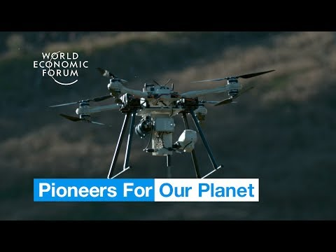 These seed-firing drones plant thousands of trees each day | Pioneers for Our Planet - UCw-kH-Od73XDAt7qtH9uBYA