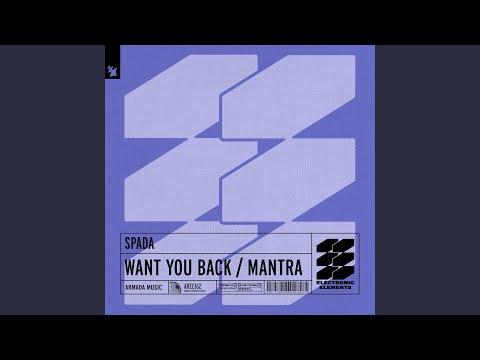 Spada - Want You Back