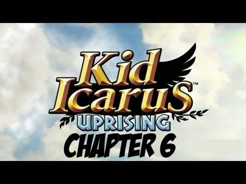Kid Icarus: Uprising - Chapter 6: Dark Pit - default