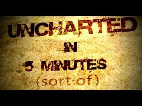 Uncharted in Five Minutes - UCKy1dAqELo0zrOtPkf0eTMw