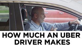 The average Uber drive makes less than minimum wage