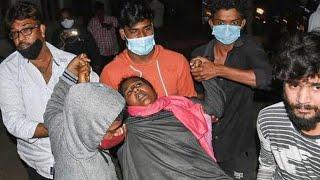 Индия - ад на земле. Коронавирус разрывает страну
