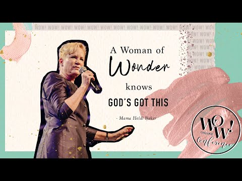 10 September 2020  WOW Conference  Ps. Heidi Baker  Cornerstone Community Church  CSCC Online