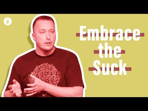 Embrace The Suck  Think Long Term  Michael Bartlett