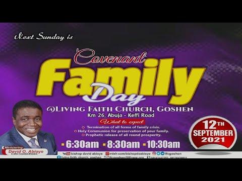 1ST SERVICE: UNDERSTANDING PATHWAYS TO GODLINESS PT. 2A - SEPTEMBER 12, 2021