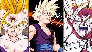 THE GREATEST SUPER ATTACKS YET! LR SUPER SAIYAN 2 GOHAN & LR CELL! (DBZ: Dokkan Battle)