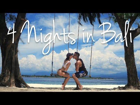4 NIGHTS IN BALI | Uluwatu, Ubud, Gili Meno & Seminyak [2017] - UCP-JU2OY0P1LW27kX-yxoXw