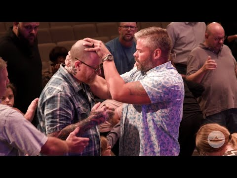 (Ministry Clip) A Day of Ministry, Miracles & Outpouring  7.18.21