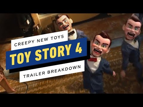 Toy Story 4: All the New Toys - Official Trailer Breakdown - UCKy1dAqELo0zrOtPkf0eTMw