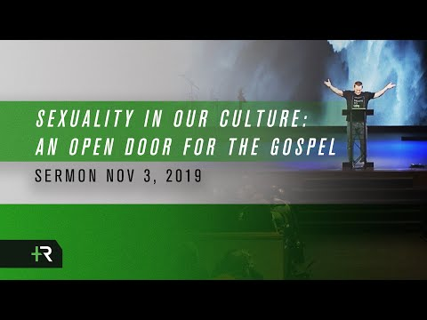 David Platt // Sermon // Sexuality in Our Culture: An Open Door for the Gospel