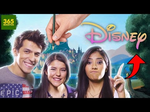 Youtube Como Dibujar A Los Polinesios Estilo Disney Como Serian