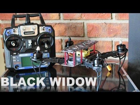 HobbyKing Black Widow 260 FPV Racer Drone RTF Unboxing - TheRcSaylors - UCYWhRC3xtD_acDIZdr53huA