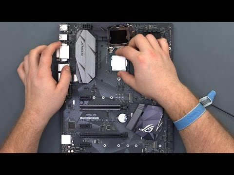 $1250 Gaming PC Build - ASUS STRIX B250F Gaming / Intel i5-7500 - UCXQpf5LtNl7dbmZlxlFIO_w