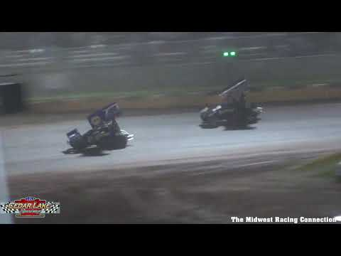 Independence Day Spectacular Night 1 Highlights - Cedar Lake Speedway 07/02/2021 - dirt track racing video image